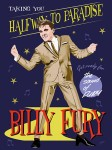 Fifties Style poster: Billy Fury