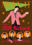 Fifties Style poster: Cliff Richard and The Shadows