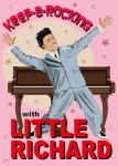 Fifties Style poster: Little Richard