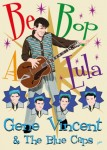 Fifties Style poster: Gene Vincent and The Blue Caps