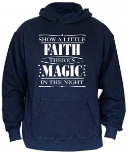 Bruce Springsteen - Show A Little Faith Hoodie