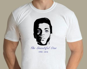 Prince - The Beautiful One T-shirt