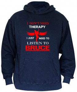 Bruce Springsteen - I Don't Need Therapy Hoodie