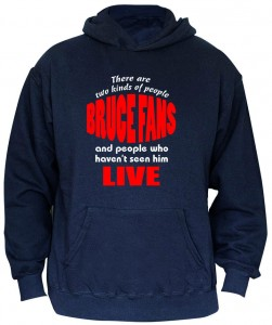 Bruce Springsteen - There are Two Kinds Of People Hoodie