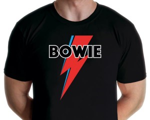 David Bowie - Bowie T-shirt